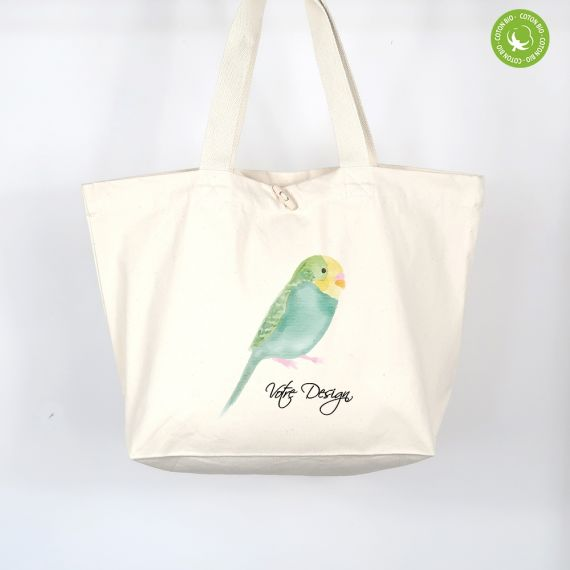 sac de plage personnalisé