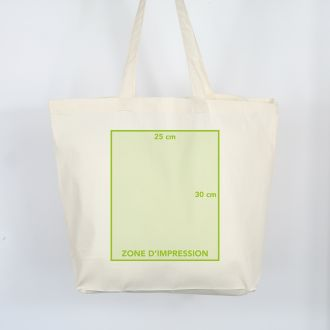personalized carrier bag
